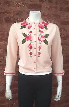 Vintage Pat Baldwin Sweater 77