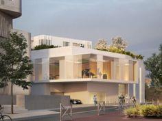 Le conservatoire de musique d'Antibes Juan-Les-Pins sera écologique