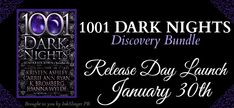 Fangirl Moments And My Two Cents @fgmamtc: 1001 Dark Nights Discovery Bundle Release Day Launch #1001DarkNights #KristenAshley #CarrieAnnRyan #KBromberg #JoannaWylde #JBSalsbury #InkslingerPR