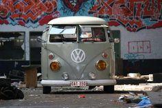 Vw - bus - van - bulli
