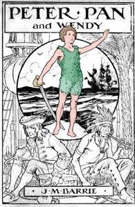 Peter and Wendy - J.M. Barrie - pubblicado originalmente em 1911