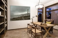 CHRISTMAS in JULY SALE Stormy Grey Oregon Coast Beach Photo, office decor, wall art, high quality fine art print
