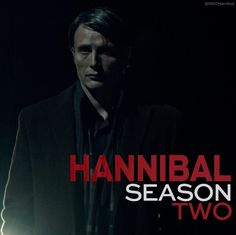 Hannibal Season 2. It's been confirmed!