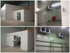 Holstein Meats Project #coldstorage #refrigeration Africhill  http://www.aboard.co.za/refrigeration.html