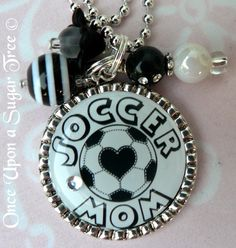 I wonder if I could make something like this for my friends, that doesn't say soccer mom obviously