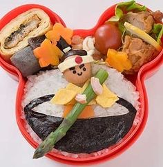 happy healthy meal for-kids