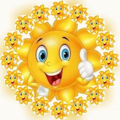 The perfect ThumbsUp Smile Sun Animated GIF for your conversation. Animated Smiley Faces, Funny Emoji Faces, Animated Emoticons, Funny Emoticons, Smileys, Love Smiley, Emoji Love, Cute Good Morning Quotes, Good Morning Gif