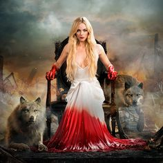 """Bitten"" starring Laura Vandervoort as Elena Michaels. The TV series ran for three seasons Female Werewolves, Vampires And Werewolves, Laura Vandervoort, Vampire Diaries, Bitten Tv Show, Buffy, Ver Series Online Gratis, Serie Original Netflix, Netflix Movies"