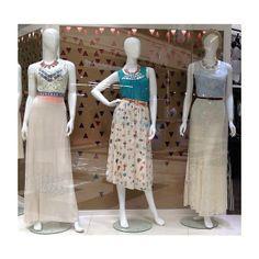 Somos fans de estas faldas #bohemian #lace #amolapeli