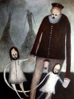 "New artwork of ""Emotional Regurgitations"" project by Francesco Paolicchi ""UNTITLED VI "" acrylic on canvas on sale on https://www.fumogallery.com/product/303 #art #artwork #artist #homegallery #emergingartist #bestartist #fumogallery #artonline #buyart #emotional #regurgitation #project #priest #minister #penis #children #devil #dork gosth #passed #past #darkness #symbolism #transmutation #archetypal #painting #creativity #geometries #anatomical #bizzarre #esoteric #experimental"