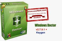 Windows Doctor 2.7.9.1 + Keygen + Patch + Portable Final Full 2015 - Windows Doctor is a great powerful and professional program protect security and optimized your windows operating system and also make your PC more stable for run and give better performance than before. It will help you to cleanup your registry and privacy problem and also protect you from all types of threats like spyware, adware, Trojans and viruses etc. #Windows_Doctor