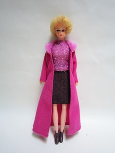 Vintage Bubblecut Hong Kong Bild Lilli Barbie Clone Doll