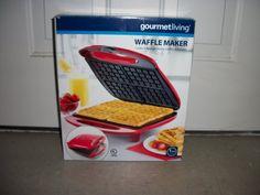 Gourmetliving Waffle Maker