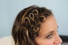 Bow Braid Headband | Girls Hairstyles