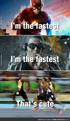 Usian Bolt is the real deal