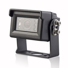 All Luview rear view car cameras are fitted with infrared IR night vision function, give you a clean vision even in total darkness,all new cars should with night vision rear view camera. So there is a potential market for night vision rear view car camera.  Features:     Model: JY-361   25ft night vision distance 120° view angle rear