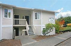 SOLD - Great #Poulsbo condo offers an efficient floorplan w/ view of #LibertyBay, minutes from local shopping & entertainment. Enjoy a ground floor corner unit w/ 1 bed, an updated bath, a wood #fireplace, bonus storage off the #patio, & an updated #kitchen too! Located mere steps from the #waterfront & walking trail, your new home also incl. access to the #pool, #sauna, & other amenities. It's all waiting in Liberty Bay Estate; don't miss out! 19773 3rd Ave NW, Unit A1, Poulsbo WA 98370