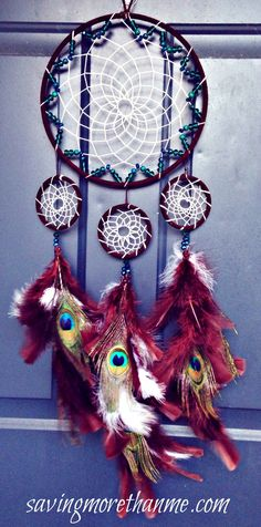 Hello everyone!! Today I'm sharing step-by-step instructions on how to make a dreamcatcher! :) I've included detailed instructions and photos so you know can follow along. It's important to me that…
