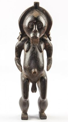 African Fang Bieri Figure : Lot 44