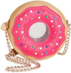 Pin for Later: 80+ Gifts For the Junk Foodie in Your Life Betsey Johnson Doughnut Crossbody ($75) Betsey Johnson Doughnut Crossbody ($75)