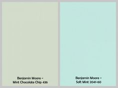 benjamin moore seafoam green | guest bedroom | pinterest