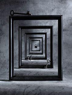 """""""Locked Up"""", by Victoria Ivanova"""