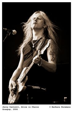 alice in chains jerry cantrell