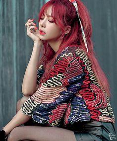 Solji - EXID - Hot Pink