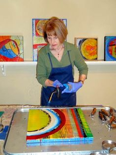 Encaustic and Fabric Art : May 2016 Newsletter