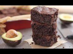 Amazing fudge avocado brownies! - YouTube