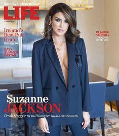 Suzanne Jackson ----------------------------------------- Booking: influencers@andrea.ie ------- #model #topmodel #modelagency #fashion #beauty #makeup #glam #glamor #glamour #glamorous #makeupgoals #curls #accessories #contour #hairgoals #print #photoshoot #tan #magazine #belt #heels #strappysandals #strappyheels #beachhair #dreamhair #longnails #shorthair #rolex #jeans #denim #irish #irishgirl #girlboss #shinyhair #voluminoushair #lashes #eyemakeup #powersuit #powerdressing #suit Suzanne Jackson, Voluminous Hair, Irish Girls, Power Dressing, Talent Agency, Beach Hair, Shiny Hair, Dream Hair, Model Agency