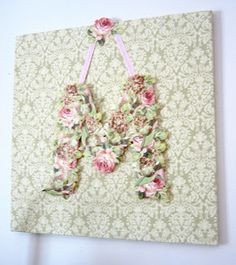 The Cottage Home: No-Sew Projects with Fabric