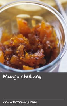 Chutney is one of those ingredients that just makes everything taste better! This is an easy recipe for a summer chutney, great to have on hand for sandwiches, serve with roasted chicken or even barbecued pork. Oven Chicken Recipes, Roast Chicken Recipes, Recipe Chicken, Oven Recipes, Roasted Chicken, Pork Recipes, Easy Thai Recipes, Chicken Roaster, Tasty