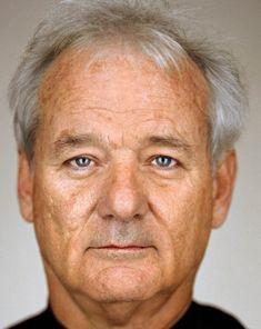 Bill Muray by Martin Schoeller