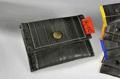 Geldinger - Geldbeutel aus Filz und Fahrradschlauch das kleine Portemonnaie ist überaus praktisch, wenn man nicht viel Ballast dabei haben will, wie zum Beispiel bei Dorffesten und Stadtfeierlichkeiten