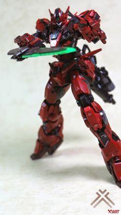 GUNDAM GUY: 1/144 GNRX-0[F] Unicorn Gundam Type-F - Custom Build