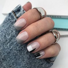 50 Simple Summer Square Acrylic Nails Designs In 2019 These trendy Nails ideas would gain you amazing compliments. Check out our gallery for more ideas these are trendy this year. Nail Art Designs, Short Nail Designs, Acrylic Nail Designs, Nails Design, Shellac Designs, French Tip Nail Designs, Square Nail Designs, Simple Nail Designs, Square Acrylic Nails