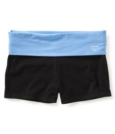 Knit Yoga Shorts - Aeropostale ✔