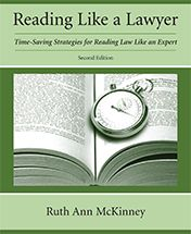 What's legal writing in college like?