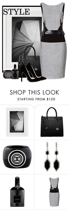 """""""Meet Me At The Louvre"""" by ritadolce ❤ liked on Polyvore featuring Williams-Sonoma, Michael Kors, Chanel, Judith Ripka, Tom Ford and Prabal Gurung"""