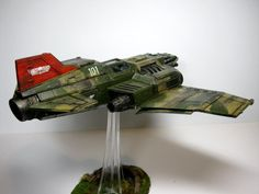 Catachan | ... are 18 images in this gallery ( Catachan Thunderbolt Heavy Fighter