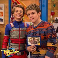 Cast wrap party Cast wrap party Henry Danger and Game Shakers cast wrap party Cast wrap party...