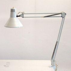 Architektenleuchte Schreibtischlampe - cyan74.com vintage and pop culture