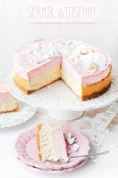 pastel de queso de primavera