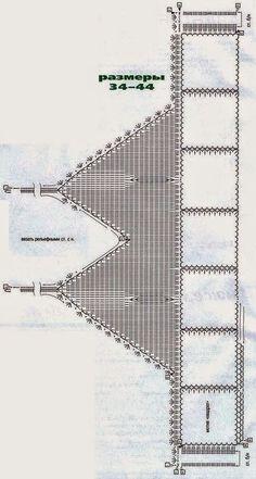 Patchflor: Top Crop Com Receita - Diy Crafts Motif Bikini Crochet, Débardeurs Au Crochet, Crochet Halter Tops, Crochet Crop Top, Crochet Diagram, Crochet Woman, Crochet Blouse, Crochet Stitches, Lingerie Crochet