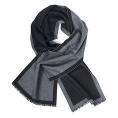 Ein Klassiker: Schal aus 100% Seide