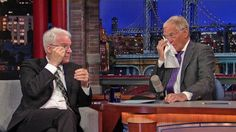 Steve Martin paid his final visit to The Late Show with David Letterman on Friday night. Martin is one of Dave's key guests, one of those performers who always prepares some special bit of material when he does the Letterman show. He didn't fail Letterman this night.
