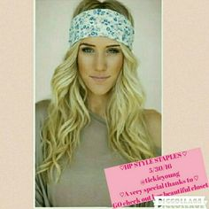 ✨HP✨BOHO FLORAL CHIFFON HEADBAND W/ RIBBON TIES BEAUTIFUL HIGH QUALITY CHIFFON  MATERIAL ADORNED WITH BLUE FLOWERS ON A LIGHT  CREAM  COLOR  BASE. SOME  HINTS OF PURPLE & BROWN  FLORAL  STEMS AS WELL, W/ RIBBON TIES TO ADJUST ON HOW YOU WANT TO WEAR THESE.  GREAT WITH DIFFERENT SOLID COLORS, MAXI DRESSES,  GREAT SUMMER STAPLE  & CAN BE WORN MANY DIFFERENT WAYS.  ADD ANOTHER GREAT PIECE TO YOUR BOHO COLLECTION .❎DNP THIS LISTING❎PLEASE COMMENT W/MY NAME & I'LL CREATE A  LISTING FOR YOU TO…