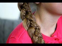Simple braid with microbraids