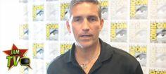 Jim Caviezel Reese Interview   Person of Interest Season 4 - JAM TV